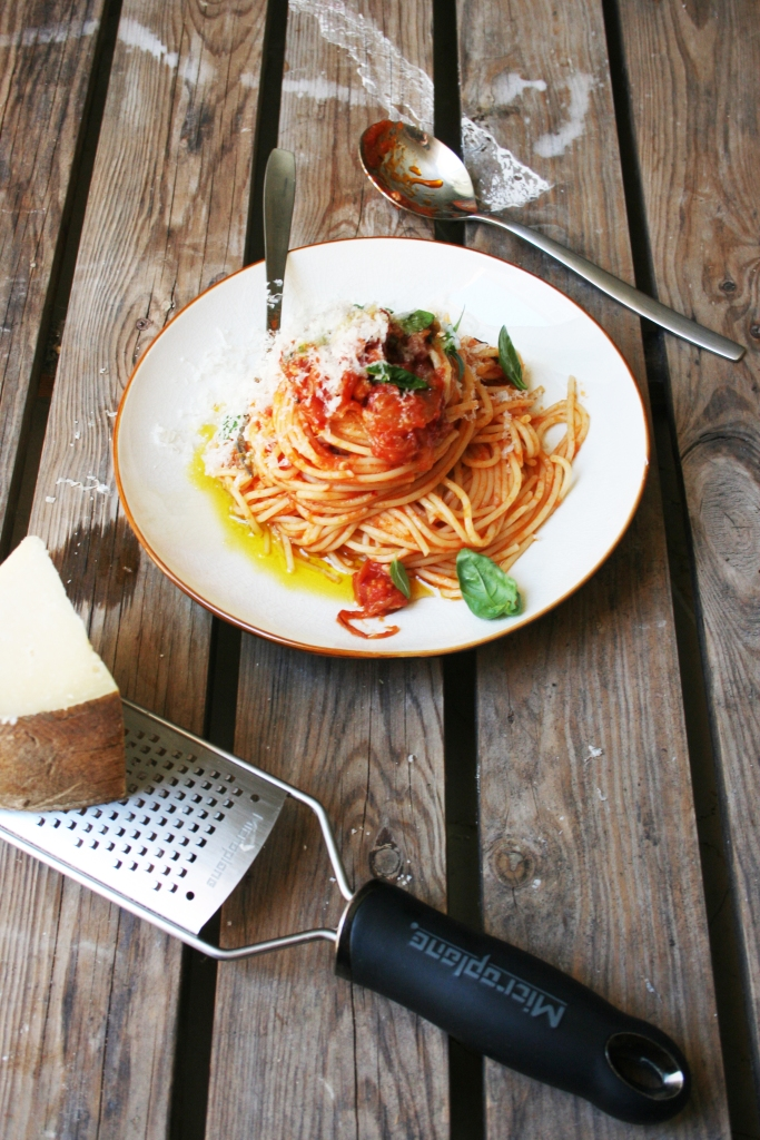 Spaguetti Arrabiata